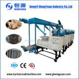 Ligne de fabrication de briquette de déchets de biomasse approuvée CE