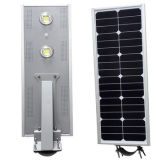 Energia alimentata solare 5W-120W tutto di IP65 LED in un indicatore luminoso di via solare
