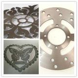 precio de la cortadora del laser del CNC del metal del hierro del acero de carbón del acero inoxidable de 500W 1000W 2000W para la venta