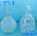 香水のための多彩で優雅なガラス装飾的なびん