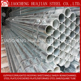 Warm gewalztes galvanisiert ringsum Stahlrohr für Baugerüst