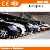 Respingente di gomma riciclato alta qualità del parcheggio del garage per l'automobile