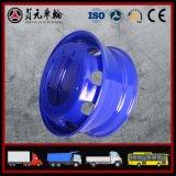 Zhenyuan 자동 바퀴 (22.5*8.25)에서 관이 없는 강철 바퀴