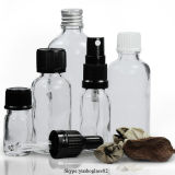 15mlは精油のための血清の瓶ガラスの点滴器のびんを取り除く
