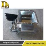Separatore De-Rivestente di ferro della griglia a forma di scatola dei magneti di alto potere
