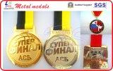 Medalhas militares desportivas personalizadas