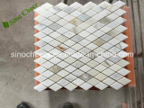 Suelo del azulejo importado Calacatta Oro del azulejo de mármol