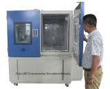 Alloggiamento climatico programmabile di simulazione della camera a polvere