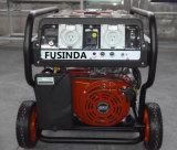 Worksafe RCD와 방수 IP66 출구 FC5500e를 가진 Fusinda 5.5kVA 발전기