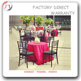 Chaise en aluminium de Tiffany Chiavari de banquet d'hôtel de mariage (AT-02)