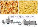 Ligne automatique macaronis de pâtes faisant la machine