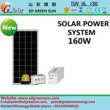 立場のAC出力が付いている太陽エネルギーシステムだけ160W