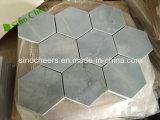 Mosaicos de mármore brancos da NC Hotsale Carrara