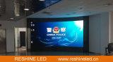 Diodo emissor de luz P5, indicador fixo interno de alta resolução de Reshine de diodo emissor de luz no quarto de reunião