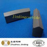De Uiteinden van de Mijnbouw van het Carbide van het wolfram voor het Boren van Apparatuur