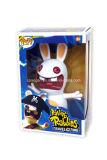 Freundliches Kaninchen-geöffnete Arm-Roboter-Spielwaren