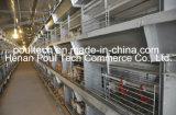 Cage Breeding galvanisée de couche de batterie de machines de ferme de poulet avec le système automatique