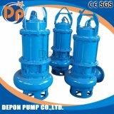 Pompa ad acqua sommergibile elettrica di trattamento delle acque delle acque luride con il motore