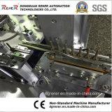 プラスチックハードウェアのための専門家によってカスタマイズされる自動アセンブリ生産ライン