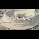 Syndicat de prix ferme en pierre de marbre Mpl-1004 de jardin