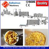 Máquina de processamento dos flocos de milho
