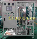 De vacuüm Vloeistoffen die van de Transformator Machine filtreren