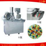 Halb automatisch die kleine China-Fabrik-Kapsel-Füllmaschine