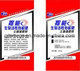 고품질을%s 가진 비료를 위한 다채로운 인쇄 플라스틱 PP에 의하여 길쌈되는 부대