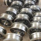 Edelstahl-Gussteil-Teile mit der CNC maschinellen Bearbeitung
