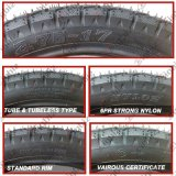 Des China-Hersteller-3 Reifen Rad-schlauchloser des Motorrad-90/90-18