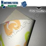 couro do PVC de 0.9mm Messengerbag com revestimento protetor de confeção de malhas
