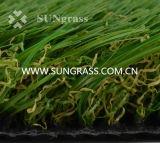Het zachte Kunstmatige Gras van het Landschap (sunq-Hy00133
