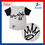 Base-ball sublimé par coutume Jersey de Healong