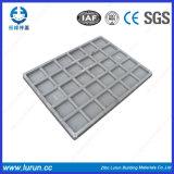 Coperchio di botola quadrato composito della resina del fornitore SMC della Cina