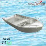 Standard AV All Welded Aluminum Boat with Good Stability (AV-20)