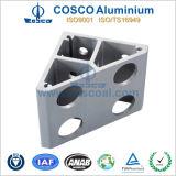 Het aangepaste Profiel van het Aluminium met CNC het Machinaal bewerken (ISO9001: 2008 & TS16949: 2009)