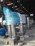 Expulsor blanco de la prensa de petróleo hidráulico del cacahuete de la almendra del sésamo de la calidad del Ce