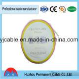 Câble isolé par caoutchouc H07rn-F de VDE