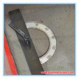 Ножницы плиты управлением рукоятки руки (BQ01-1.25X650 BQ01-1.0X1050)