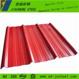 Preiswerte Farben-Stahlplatte für Stahlhaus
