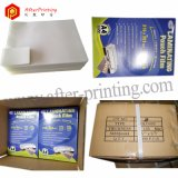 3 capas del animal doméstico de la bolsa del calor de la película del laminado