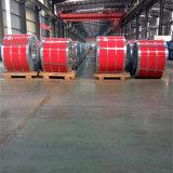 Bobina d'acciaio galvanizzata preverniciata prezzi d'acciaio della bobina di buoni