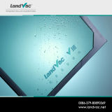 Vidrio de flotador del vacío de la puerta del arte de la doble vidriera de Landvac