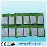 10t*10m endloses Polyester-rundes Riemen-Sicherheitsfaktor-7:1