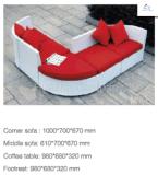 Мебель ротанга мебели хорошей мебели сада дома таблицы стула мебели ротанга софы патио Icker надувательства Quility горячей напольной Wicker