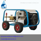 CNCの打抜き機を発破を掛ける高圧洗剤の油圧300bar水