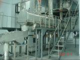 粉乳の生産ライン