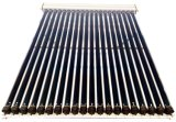 Coletor térmico solar múltiplo da câmara de ar de vácuo
