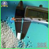 Grânulos da alumina para o carbonato de cálcio