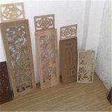 Madera de la buena calidad/ranurador de madera de acrílico/de aluminio del CNC de la máquina 3D del CNC